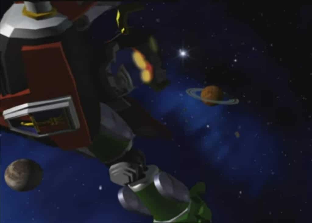 Voltron: The Third Dimension (1998 - 2000)
