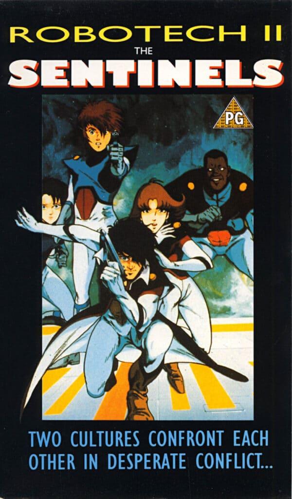 Robotech II: The Sentinel – 1988