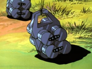 Protoculture Canisters from Robotech