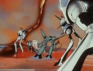 Robotech - The First War