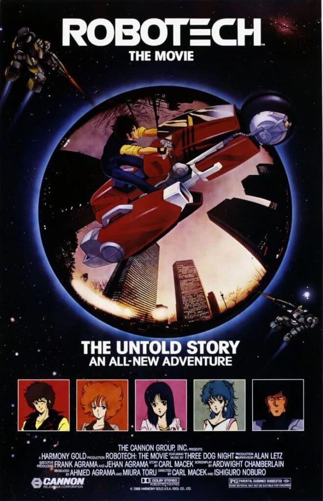 Robotech: The Movie – 1986