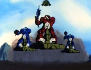 Robotech - The Second War