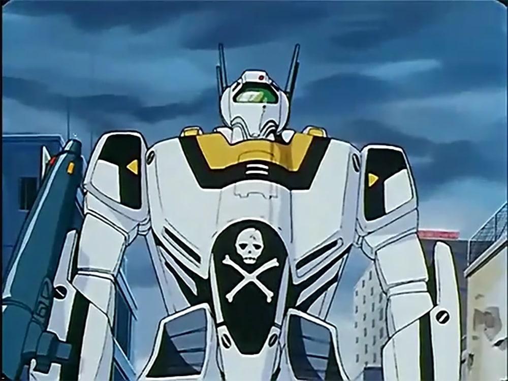 VF-1S Valkyrie/Skull Leader/Skull One