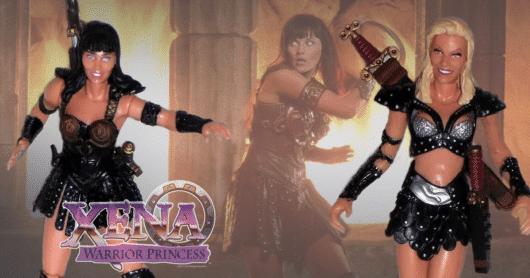 The Top Ten Xena: Warrior Princess Toys
