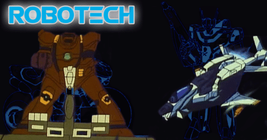 The Top Ten Veritech Fighters and Other Mechas from Robotech