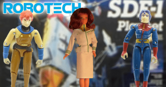 The Top Ten Robotech Toys and Action Figures