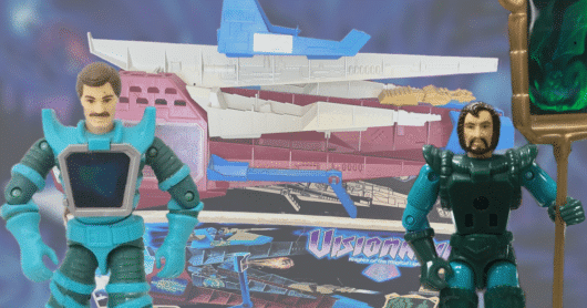 The Top Ten Toys of Visionaries: Knights of The Magical Lights
