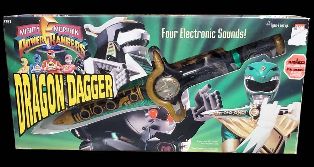 Bandai's Dragon Dagger (1994)
