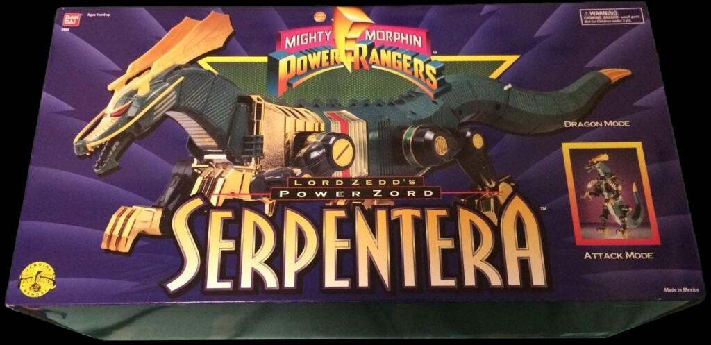 Bandai's Lord Zedd's Serpentera (1995)