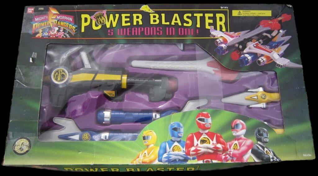 Bandai's Power Blaster (1995)