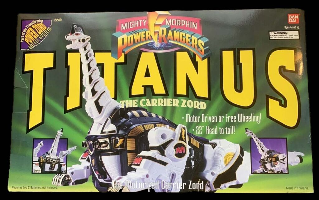 Bandai's Titanus (1993)