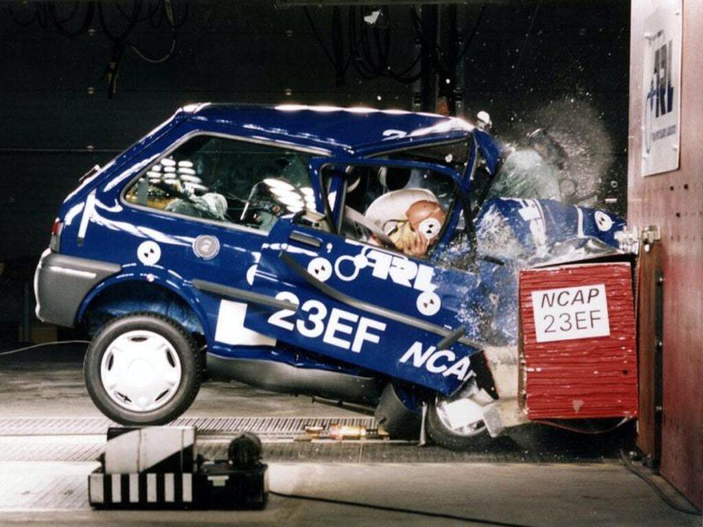 Real Crash Test Dummies