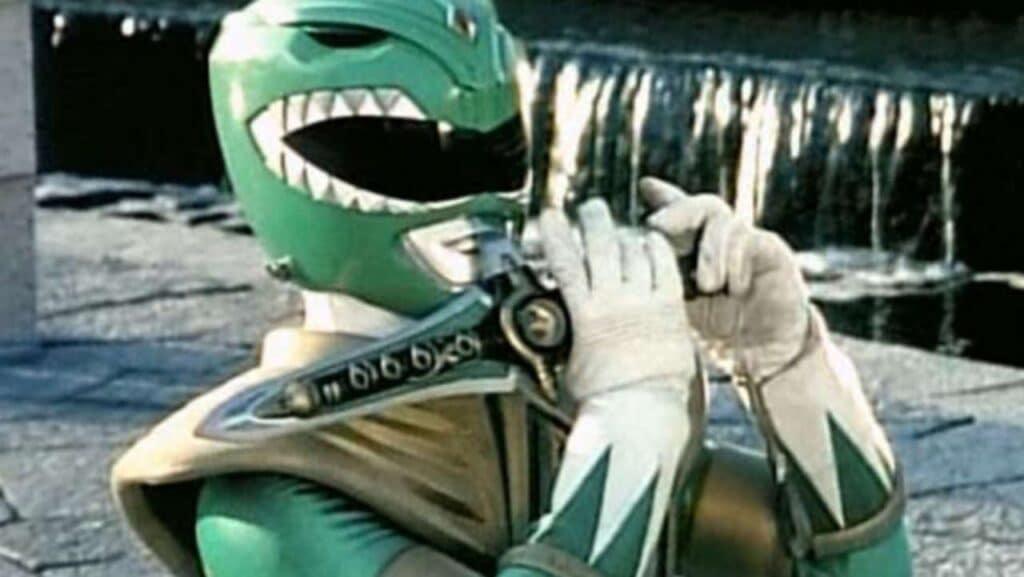 Tommy Oliver, The Green Ranger