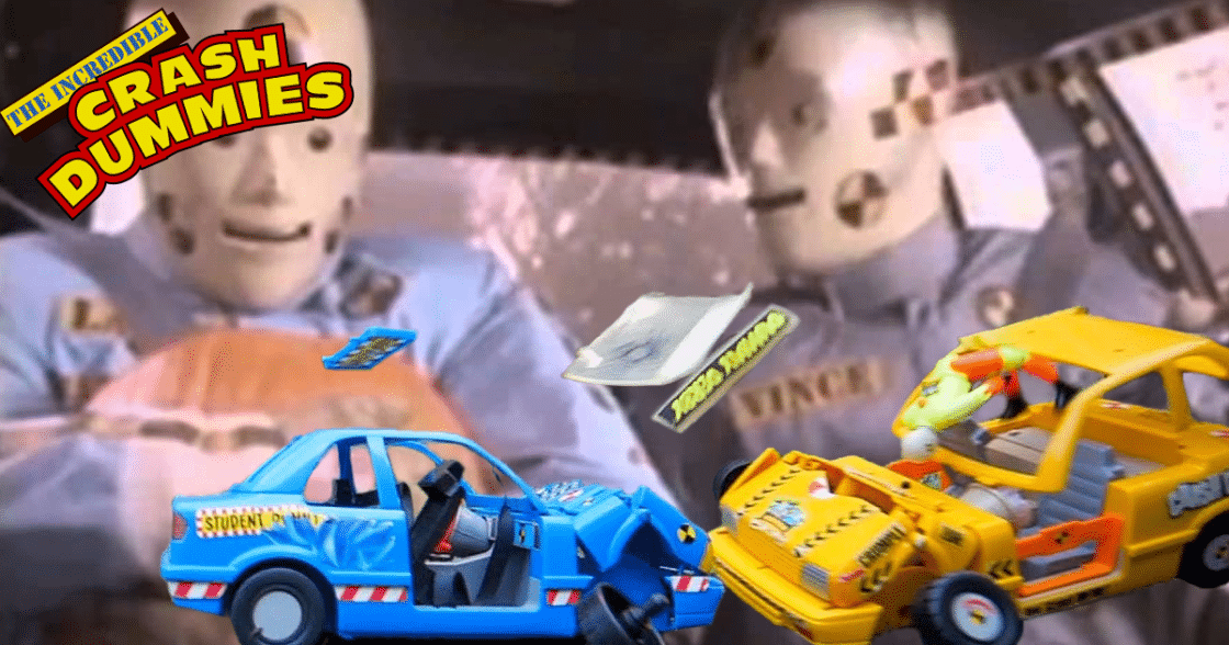Retrospective on The Incredible Crash Dummies