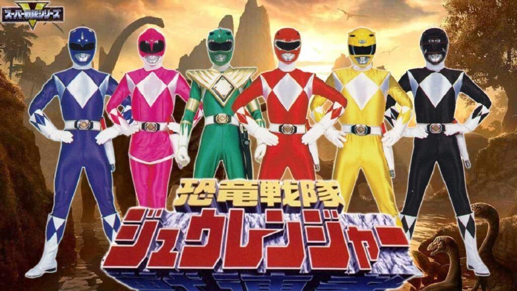 Super Sentai's Kyōryū Sentai Zyuranger