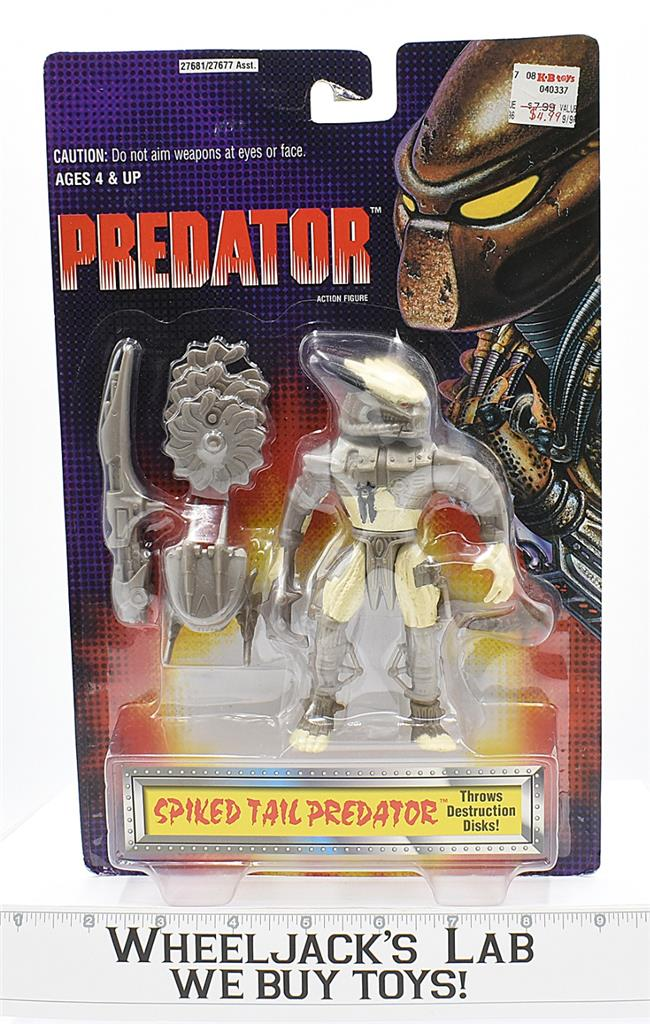 Looking for who buys vintage Predator toys like Spiked Tail Predator?