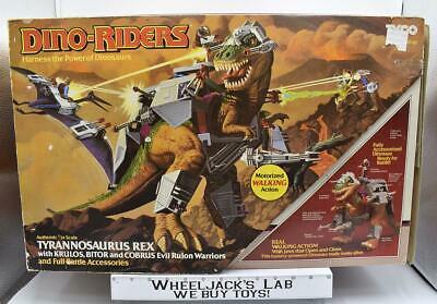 Tyco Dino Riders Tyrannosaurus Rex