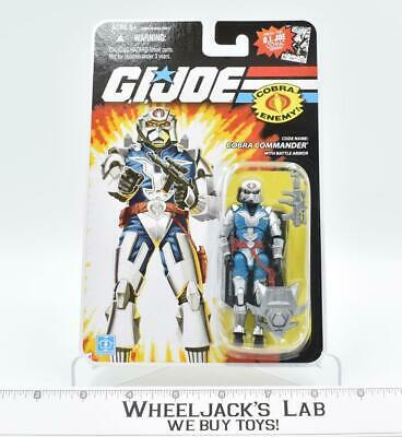Wheeljack's Lab buys G.I. Joe vintage toys like Cobra Commander