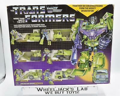 Hasbro Transformers Devastator Giftset