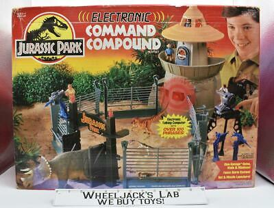 Kenner Jurassic Park Electronic Comman Compound