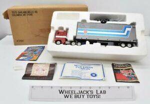 Hasbro 1986 Transformers Movie Mail-away Optimus Prime