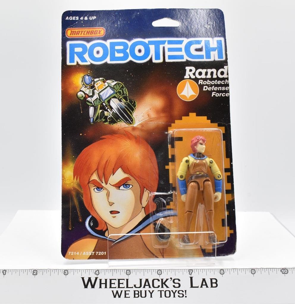 Matchbox 1986 Robotech Rand