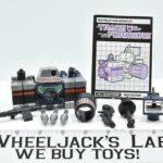 Hasbro 1986 Transformrs Mail-Away Reflector