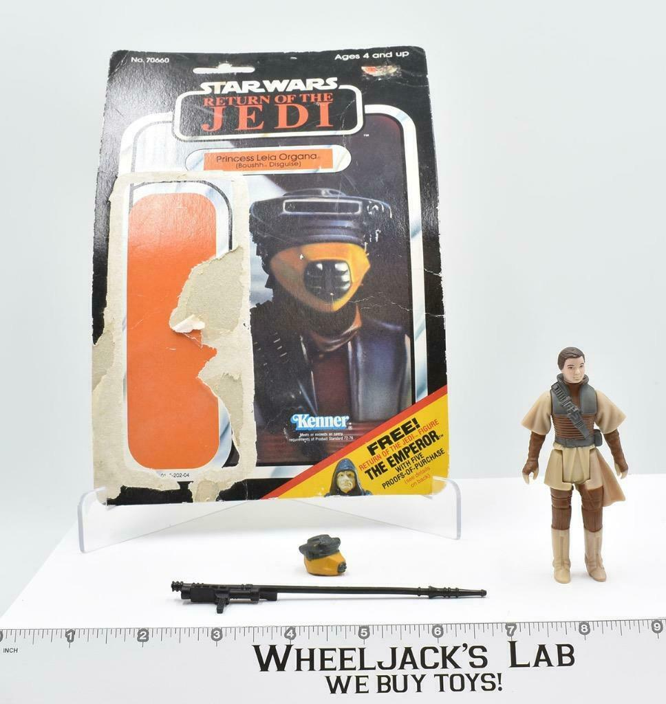 Kenner 1983 Star Wars Return of the Jedi Princess Leia (Boushh Disguise)
