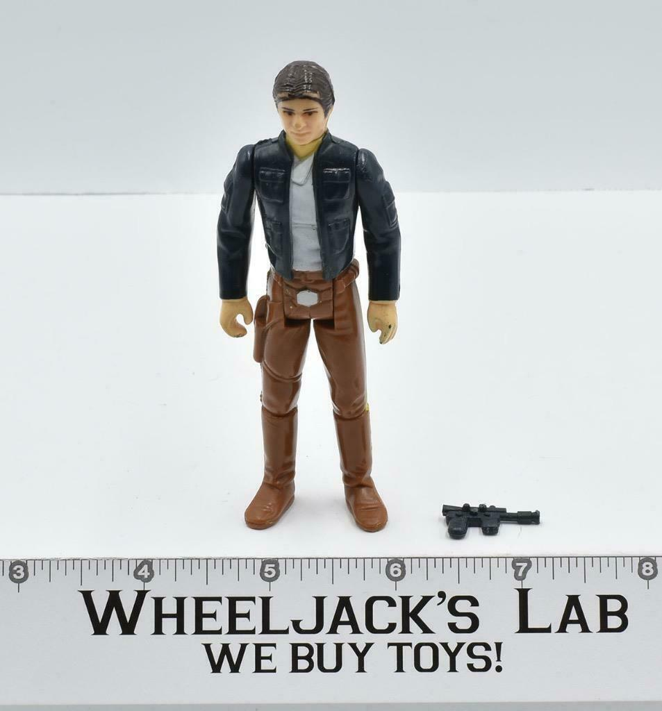 Kenner 1981 Star Wars Han Solo (Bespin Outfit)
