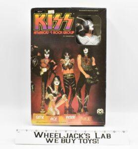 Mego 1978 KISS Ace Frehley