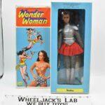 Mego 1976 Wonder Woman Nubia