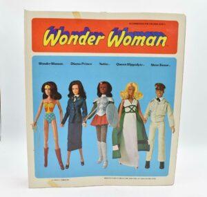 Mego 1976 Wonder Woman toys