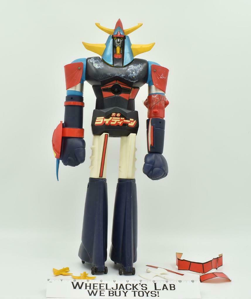 Mattel 1979 Shogun Warriors Raydeen Jumbo